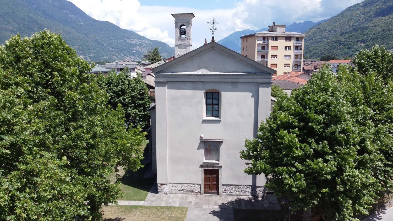 DELEBIO - Chiesa di Santa Domenica
