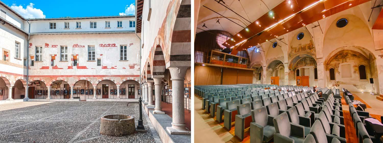MORBEGNO - Auditorium Sant'Antonio