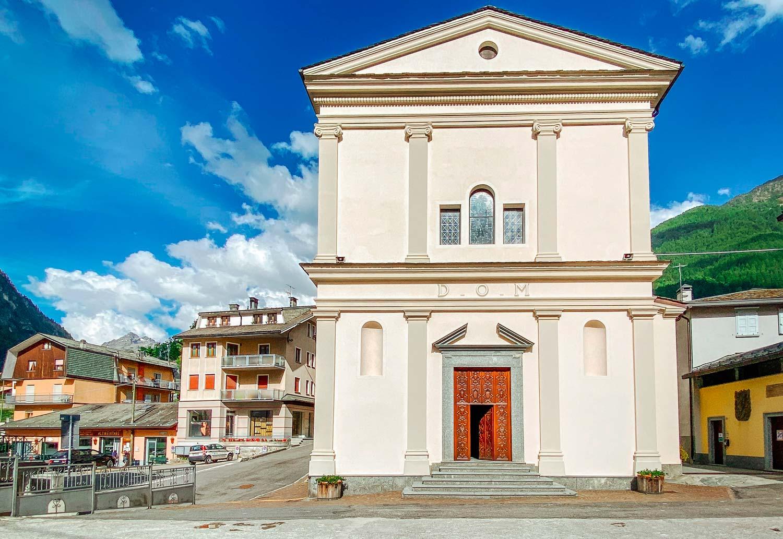 CASPOGGIO - Chiesa di San Rocco